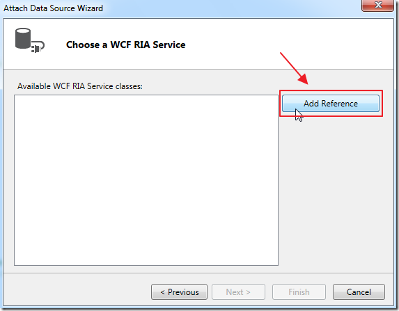 how to add web service reference in visual studio 2015