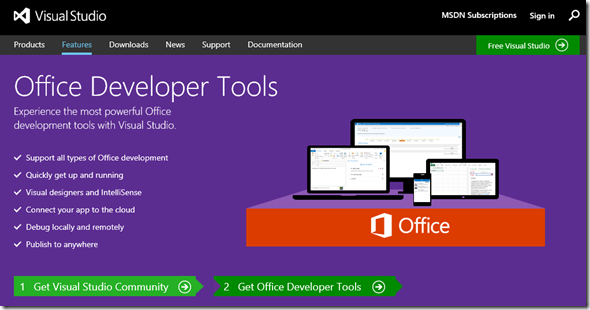 LightSwitch Help Website > Blog - How To Get Visual Studio