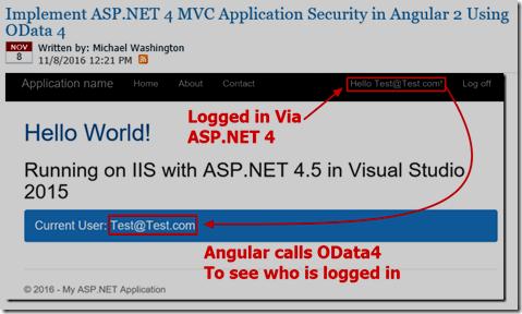 LightSwitch Help Website > Blog - Tutorial: Creating An Angular 2