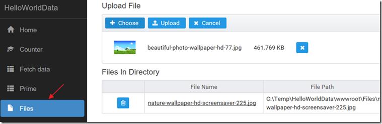 Angular 4 File Upload Tutorial