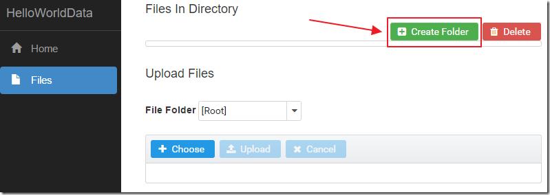 LightSwitch Help Website > Blog - A  Net Core Angular 4 File Manager