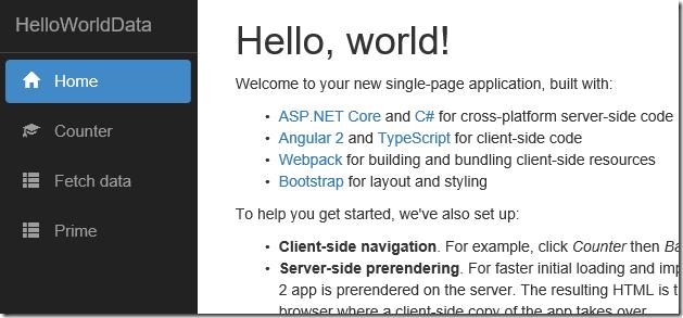 LightSwitch Help Website > Blog - Create Your Own Angular 4