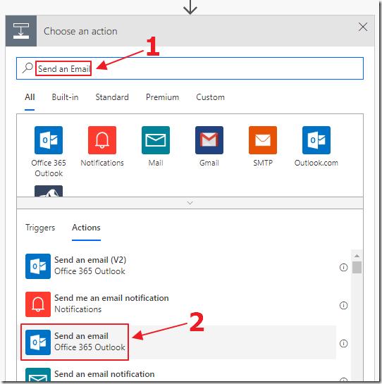LightSwitch Help Website > Blog - Creating A Microsoft Flow Custom